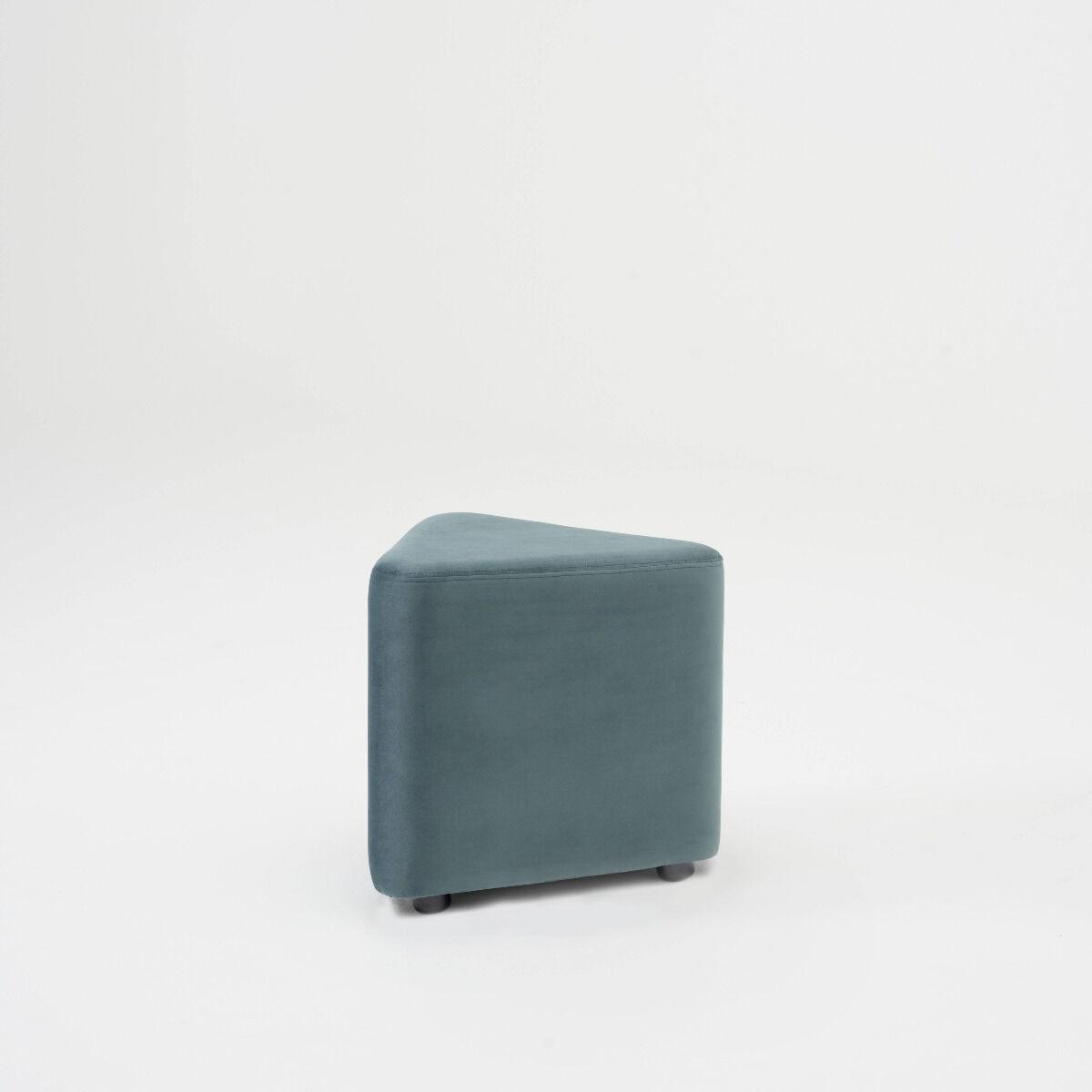 Mix pouf Fabric: River Colour: Rv87