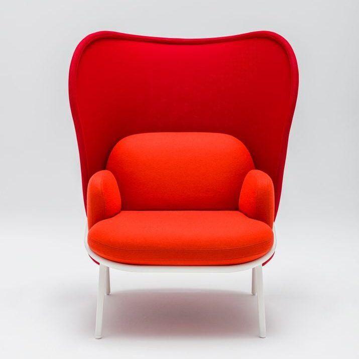 Mesh armchair Fabric: Blazer, Runner Colour: Cuz39, R64089 Base colour:  M015