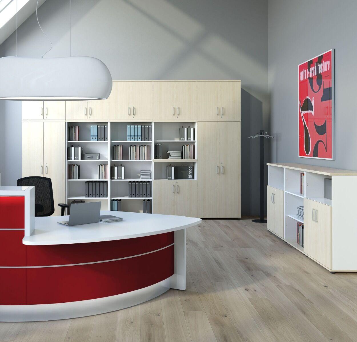 Half bookcase
