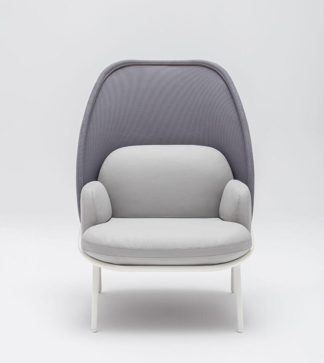 Mesh armchair Fabric: Vita, Runner Colour: V01, R60011 Base colour:  M015