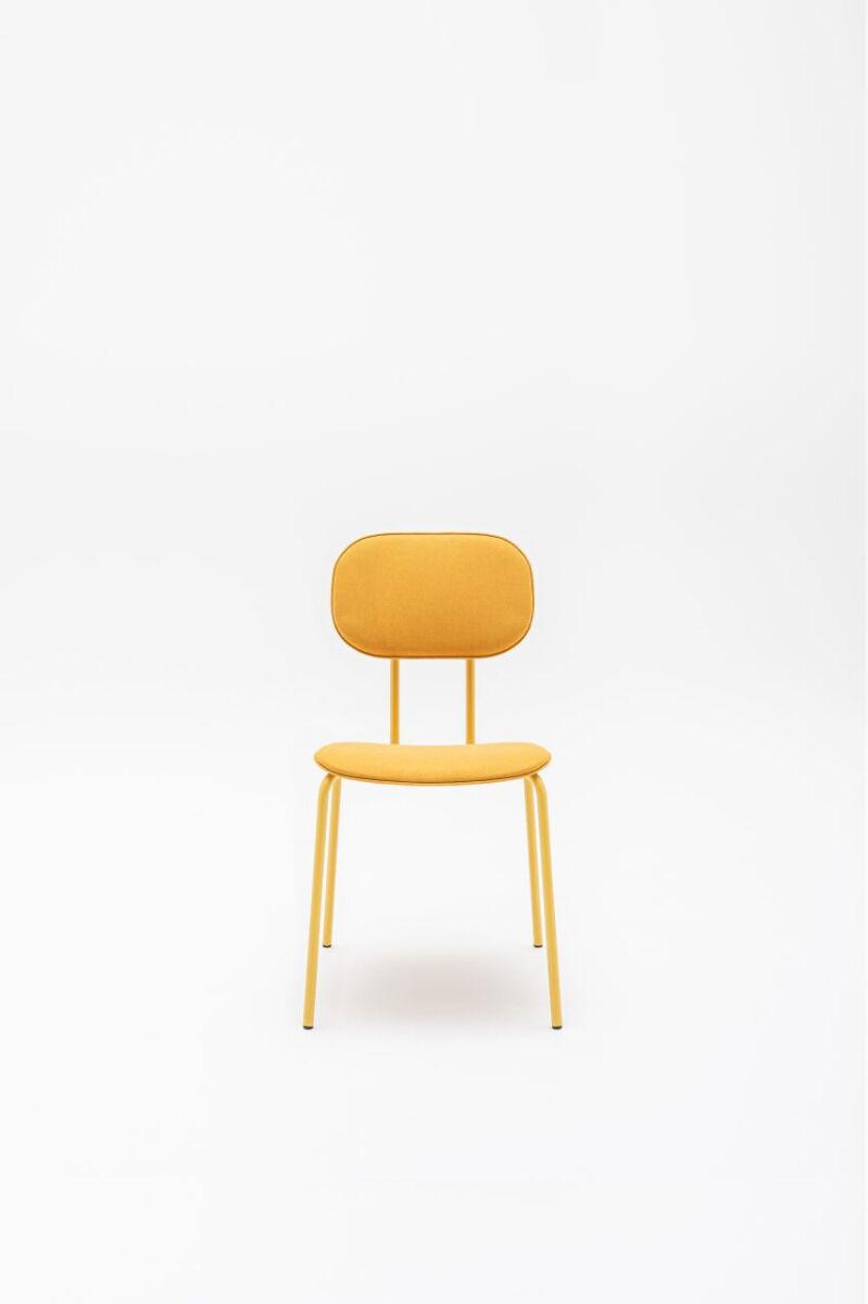 New School chair Fabric: xtreme Colour:  YS072 Base colour: M029