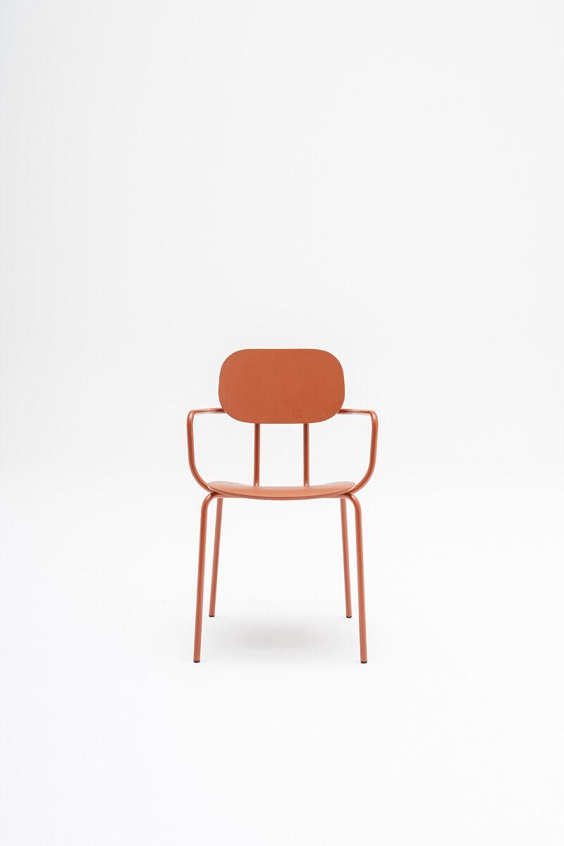 New School chair Colour:  M021 Base colour:  M014