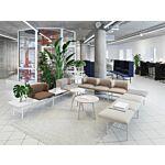 Agora sofa Fabric: Xtreme Colour: Xr108, Xr094, Ys071, Ys158  Top colour:  M023 Base colour:  M016