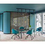 Ultra  armchair Fabric: Atlantic Colour: A67030 Base colour:  M115