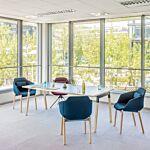Ultra armchair Fabric:  Atlantic, Synergy Colour:  A66057, Lds88 Base colour:  0071