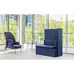 Kaiva sofa Fabric: Synergy Colour: Lds69