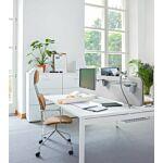 New School chair Fabric:  Alcantara  Colour: 4180 Base colour:  0017
