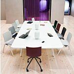 Shila chair Fabric:  Xtreme Colour: Xr009, Xr094  Seat colour:  3423, 3419, 3420, 3421  Base colour:  M115, M011, M011, M012, M013, M016